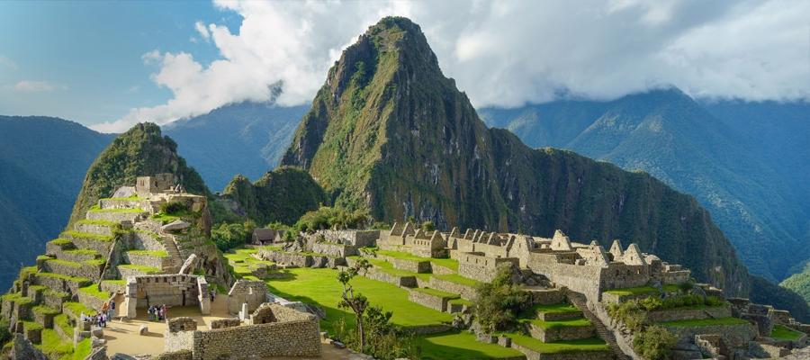 Machu Picchu patrimonio cultural y su seguridad - ASIS..